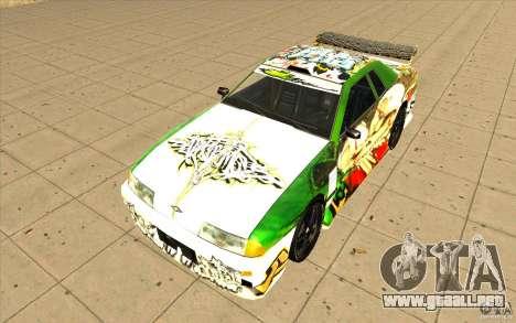 Graffiti elegía para GTA San Andreas