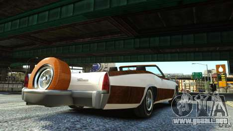 Buccaneer Final para GTA 4 left