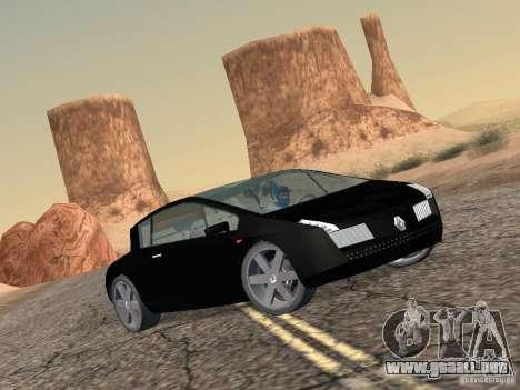 Renault Vel Satis para GTA San Andreas