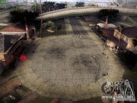 Todas Ruas v3.0 (Los Santos) para GTA San Andreas segunda pantalla