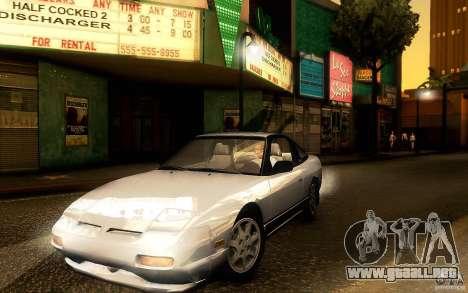 Nissan 180SX Kouki para GTA San Andreas left