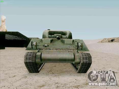 Sherman para la visión correcta GTA San Andreas