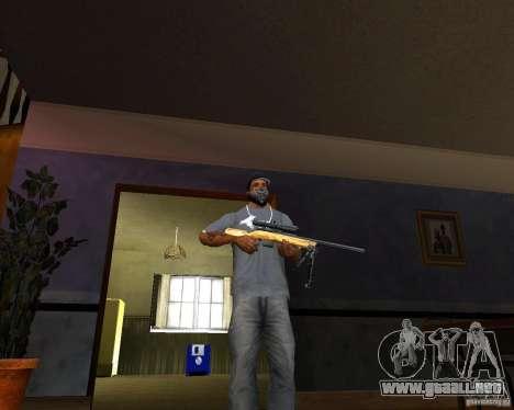 El Rifle M24 para GTA San Andreas