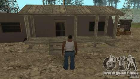 Realista apiario v1.0 para GTA San Andreas sucesivamente de pantalla