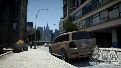 iCEnhancer 2.1 Custom para GTA 4 octavo de pantalla