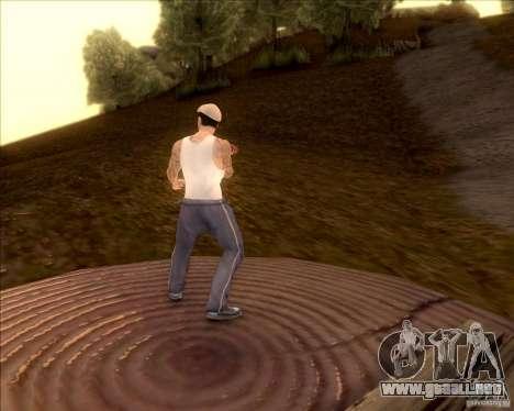SkinPack for GTA SA para GTA San Andreas octavo de pantalla