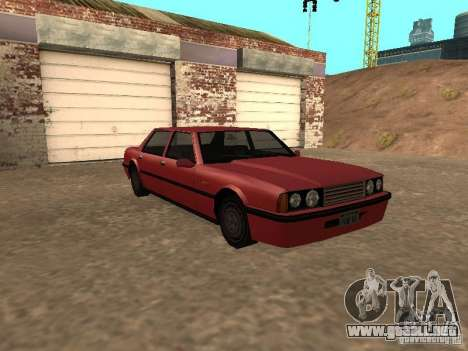 Vincent estándar para GTA San Andreas