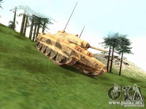 Crusader Mk. III para GTA San Andreas left