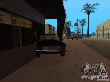 GAZ 3102 para la visión correcta GTA San Andreas