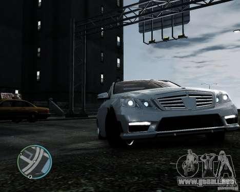 Mercedes Benz B63 S Brabus v1.0 para GTA 4 visión correcta
