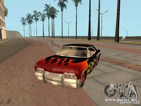 Vinilo para GTA San Andreas tercera pantalla