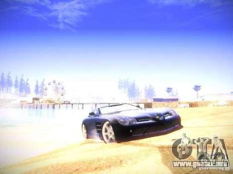 New ENBSEries 2011 v3 para GTA San Andreas sucesivamente de pantalla