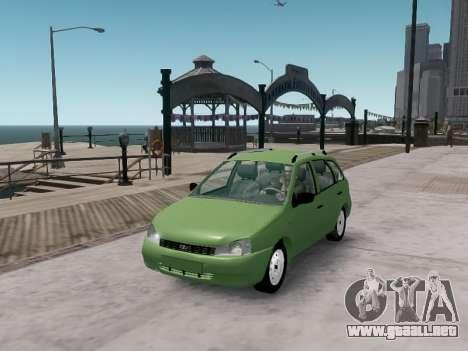 1117 LADA station wagon Viburnum para GTA 4