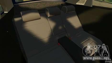 Audi A4 2010 para GTA 4 vista lateral