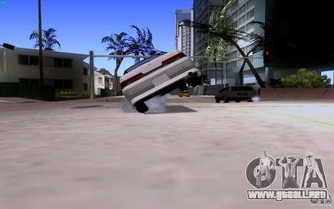 Toyota Mark 2 JZX100 para visión interna GTA San Andreas