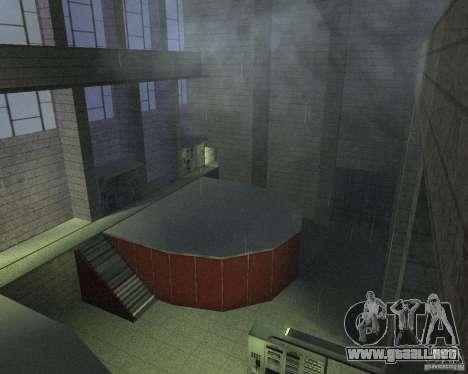 Dragón base v2 para GTA San Andreas séptima pantalla