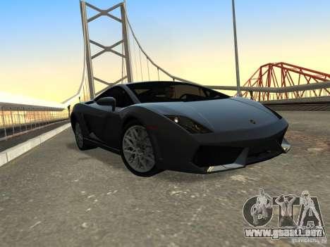IG ENBSeries v2.0 para GTA San Andreas tercera pantalla