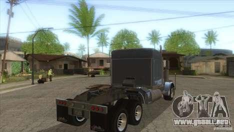 Fantasma del GTA IV para la visión correcta GTA San Andreas
