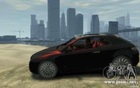 Alfa Romeo Brera para GTA 4 left