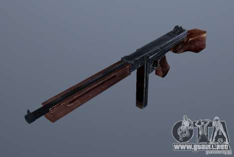 M1 (SMG Thomson) (v1.1) para GTA Vice City