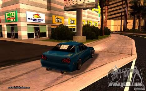 ENBSeries by MEdved para GTA San Andreas tercera pantalla