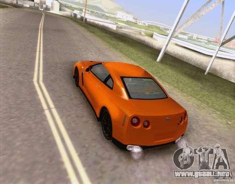 HQ Realistic World v2.0 para GTA San Andreas sucesivamente de pantalla