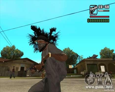 Pistola Luger para GTA San Andreas segunda pantalla