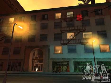Apartamento secreto para GTA San Andreas séptima pantalla