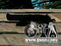 MW2 Deagle para GTA San Andreas tercera pantalla