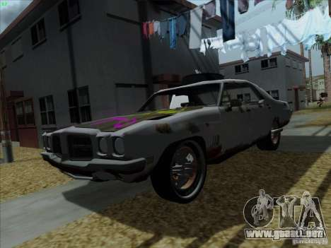 BETOASS car para GTA San Andreas