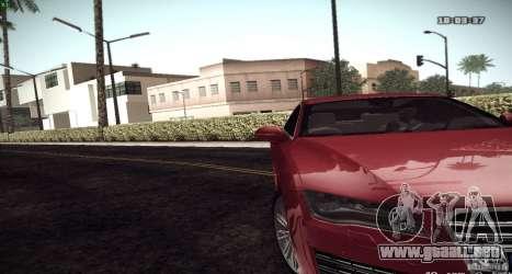 ENB Graphics Mod Samp Edition para GTA San Andreas tercera pantalla