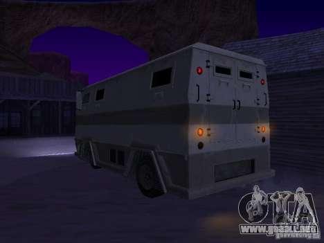 Avan de GTA TBoGT IVF para la visión correcta GTA San Andreas