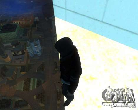 Prototype MOD para GTA San Andreas sucesivamente de pantalla