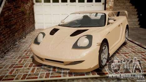 Toyota MR-S v1.1 para GTA 4