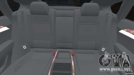 BMW X6M v1.0 para GTA 4 interior