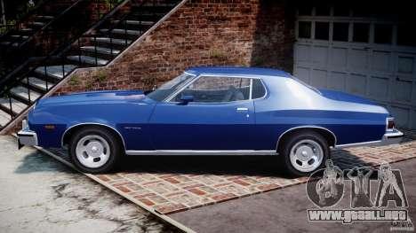 Ford Gran Torino 1975 para GTA 4 left