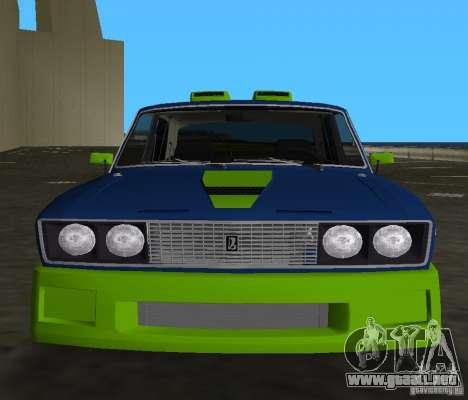 2106 VAZ Tuning v3.0 para GTA Vice City left