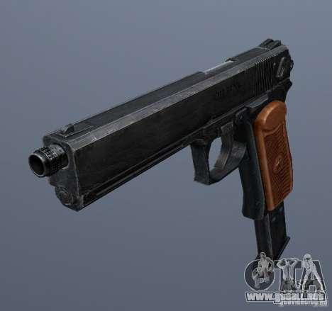 Pernach para GTA San Andreas segunda pantalla