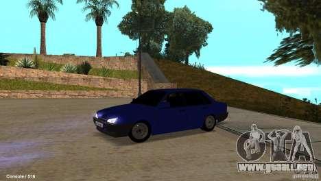 BAZ 21099 para GTA San Andreas left