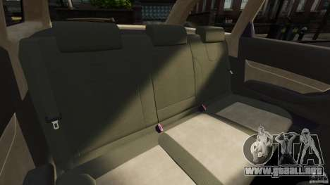Audi A6 Avant Stanced 2012 v2.0 para GTA 4 vista lateral