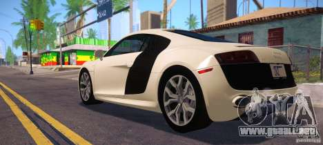 ENBSeries for SA-MP para GTA San Andreas quinta pantalla