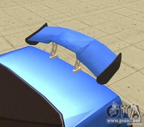 Wild Upgraded Your Cars (v1.0.0) para GTA San Andreas