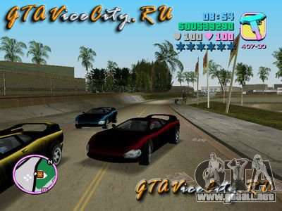 INFERNUS de GTA 3 para GTA Vice City