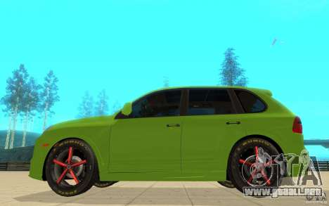 Wild Upgraded Your Cars (v1.0.0) para GTA San Andreas novena de pantalla