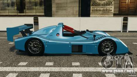 Radical SR3 para GTA 4 left