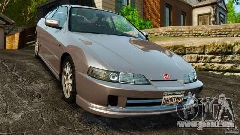 Honda Integra Type-R para GTA 4