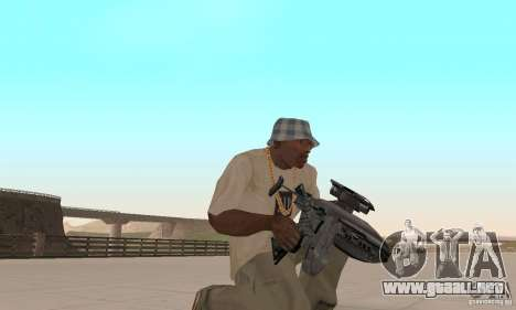 Pack armas de Star Wars para GTA San Andreas segunda pantalla
