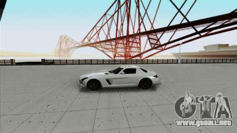 ENBSeries by egor585 para GTA San Andreas