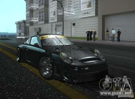 Porsche 911 GT3 RSR RWB para GTA San Andreas