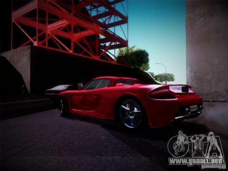 Realistic Graphics 2012 para GTA San Andreas tercera pantalla